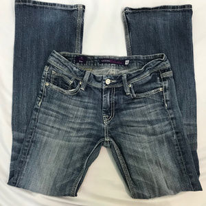 Vigoss Medium Wash The Miami Boot Jeans